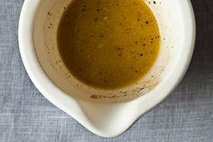 A CUP OF JO: The Best French Vinaigrette You'll Ever Have