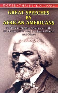 Great Speeches by African Americans: Every purchase earns a donation for charity.