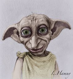 Dobby by Hamuy on DeviantArt
