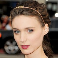 I love Rooney Mara. I will watch any movie she's in because she's so amazing