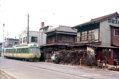 東急デハ200形電車, Tokyo, 1969. metropolitanrecluse