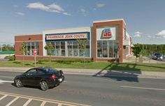 Jean-Coutu, Caraquet , Nouveau-Brunswick, Canada.