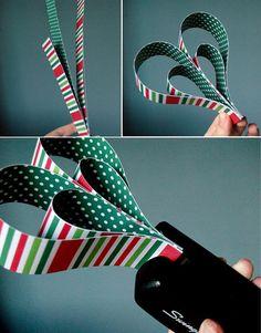 Decoración navideña. Adornos para el árbol de navidad hechos en casa - Manualidades para Navidad - Manualidades para niños - Charhadas.com