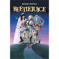 Beetlejuice by Tim Burton