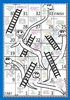 Verb Games, Conversation Cards, Preschool Games, Grammar Worksheets, Prepositions, Esl, The Borrowers, Vocabulary, Board Games