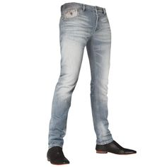 Cast Iron heren jeans