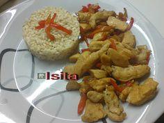 Cocinando con Isita: PECHUGA DE POLLO EN SALSA DE SOJA