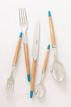 Atelier Flatware by Anthropologie