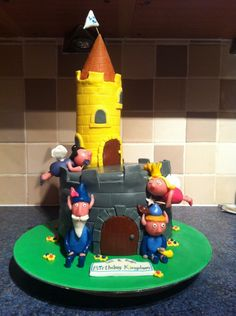Ben And Holly S Little Kingdom Cake Leave A Comment cakepins.com