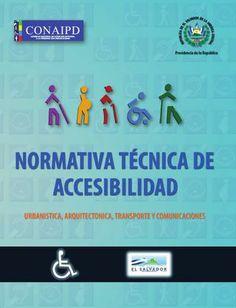 Normativa Técnica de Accesibilidad Urbanística, Arquitectónica, Transporte y Comunicaciones