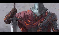 ikastep,Abyss Watchers,DSIII персонажи,Dark Souls 3,Dark Souls,фэндомы
