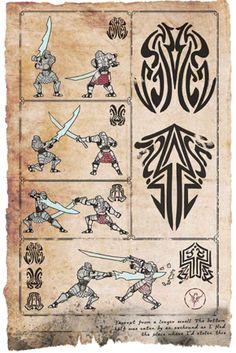 Shardblade Stances
