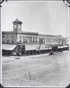 Congress and 7th Street 1877
