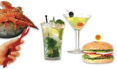 Spirit™ Dazzle your guests when presenting your Food and Drinks with these stirrers and picks!!!