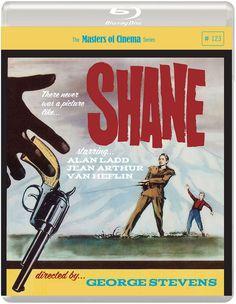 Shane - Blu-Ray (Masters of Cinema Region B) Release Date: November 16, 2015 (Amazon U.K.)