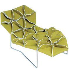 Antibodi chaise Lounge for Moroso, 2006 Patricia Urquiola
