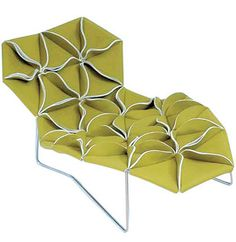 Antibodi chaise Lounge for Moroso, 2006 Patricia Urquiola