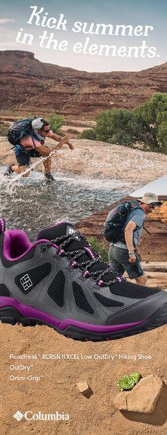 0edde4ab0dbe Women s Peakfreak™ XCRSN II XCEL Low OutDry™ Hiking Shoe