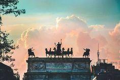 wow che panorama! Foto di Alessandro Mella  #milanodavedere Milano da Vedere
