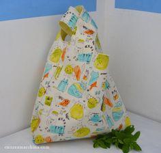DIY videotutorial sacchetto per spesa in stoffa  http://www.cucireamacchina.com/diy-videotutorial-cucire-un-sacchetto-la-spesa-stoffa/