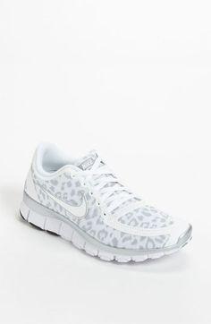 Nike 'Free 5.0 V4' Running Shoe (Women) WANT!!!!