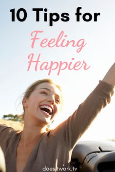 10 tips for boosting your mood and feeling happier. My top ways to boost your happiness and feeel more positive. Learn to live a happier, healthier, more positive life to feel better today. Feeling neagative can not only impact our mood, but it can affect our health and relationships too. Learn to put a positiv spin on things and feel happier in this post. Wellness Tips, Health And Wellness, Mental Health, Positive Mindset, Positive Life, Feeling Happy, How Are You Feeling, Self Development, Personal Development