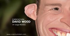 Caricatura do fundador da Empower Network, David Wood. Com quem tive o prazer de conviver e ouvir, no evento Tribo, em Março de 2016.  No meu blog, para além da caricatura, podes encontrar um passo a passo da evolução da mesma, com notas em jeito de tutorial.  http://www.vivermuitobem.com/caricatura-david-wood/
