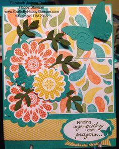 Birthday Bash stampin up one sheet wonder. polka dot pieces stamp set. birthday bash designer paper. petite pairs stamp set. card making. card ideas. greeting cards. crafts