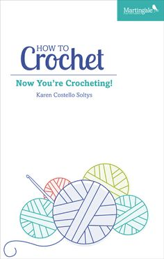 Wanna-be crocheters, take note: we've just added FREE how-to-crochet pdfs to our website. Simply download and open to begin your first lesson! Click through to get started now.