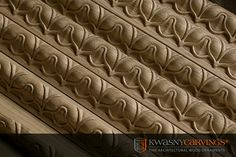 Wood moldings with carved decor for historic woodwork and custom cabinetry. #woodwork #historic #cabinetry #cabinet #millwork #moldings #decoration #architect #interior