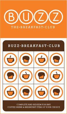 Breakfast Club Card