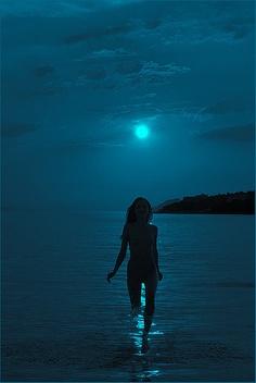 Night Swim by Petros L, via Flickr