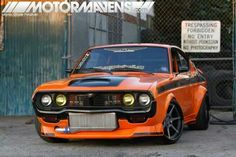 Awesome Mazda RX4