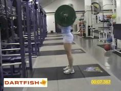 Power Clean - YouTube