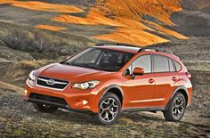 The Subaru XV Crosstrek SUV. We sure hope you're ready for this, because it'll be ready for you.