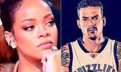 Jogador de basquete diz que está namorando Rihanna. Cantora nega de forma divertida http://r7.com/SmEy