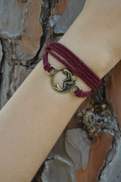 These Mermaid bracelets are great for everyday wear, as well as for gift giving!This bracelet is perfect as a simple and stylish accessory, with a Mermaid, Trending Outfits, Stylish, Simple, Unique Jewelry, Bracelets, Handmade Gifts, Leather, How To Wear