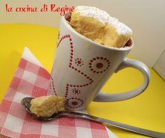 #Mug cake al limone# La cucina di Reginé