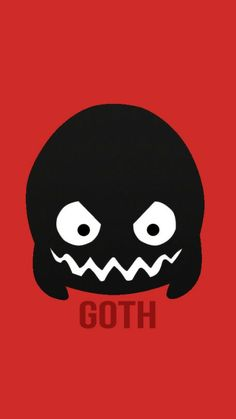 GOTH Wallpaper | Karel_Fattori Goth Wallpaper, Logo Sticker, Darth Vader, Twitter, Fictional Characters, Social Networks, Youtubers, Wallpapers, Stickers