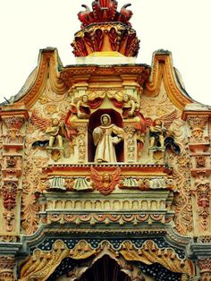 México Art & Architecture Templo de la mision de san francisco de tilaco | Sierra Gorda de Queretaro