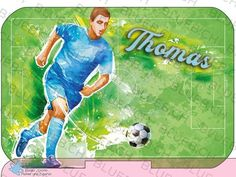 Yumbox Aufkleber Personalisiert - Yumbox Cover, Family Guy, Stickers, Guys, Fictional Characters, Madness, Sticker, Football Soccer, Kids