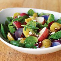 Mediterranean Sun-Kissed Savory Salad