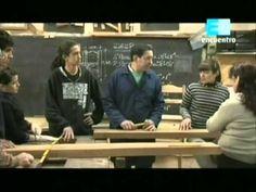 Curso de Carpintería - Clase 3 - Fabricación de sillas, 1ra. a instancia de parte. - Youtube