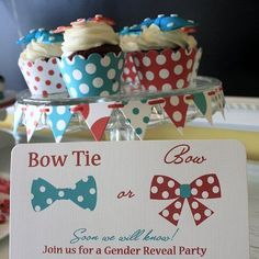 Bow or Bow Tie? I know it's paper not cake but it helps get my mind around ideas...