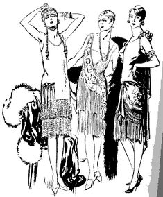 34 best 1920 images 1920s style roaring 20s faces Cotton Club 1920s Fashions flappers were liberated young women who threw away the shackles of their corsets the value