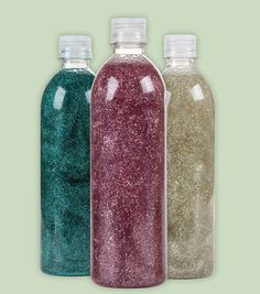 Glitter Sensory Bottle | Time-Out Bottle | Create a sensory bottle with glitter from Joann.com