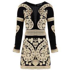For Love and Lemons Paris Mini Dress ($435) ❤ liked on Polyvore featuring dresses, vestidos, short dresses, short cocktail party dresses, velvet dress, lace up mini dress and velvet party dresses