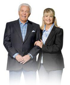 Jesse & Kathy Duplantis  Jesse Duplantis Ministries, Destrehan, LA.