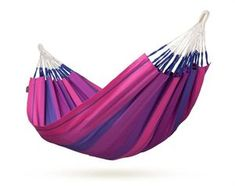 Orquidea Purple hammock Only Backyard Hammock, Outdoor Hammock, Hammocks, Outdoor Lounge, Indoor Outdoor, Hammock Accessories, Kids Playroom Furniture, Hanging Hammock Chair, Violet