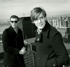 Pelle and Chris
